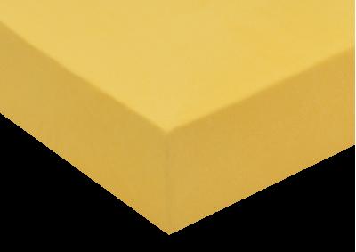 Froté prostěradlo Vanilkové 200x220 - II. jakost