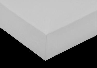 Jersey prostěradlo Světle šedivé 90x200 - II. Jakost