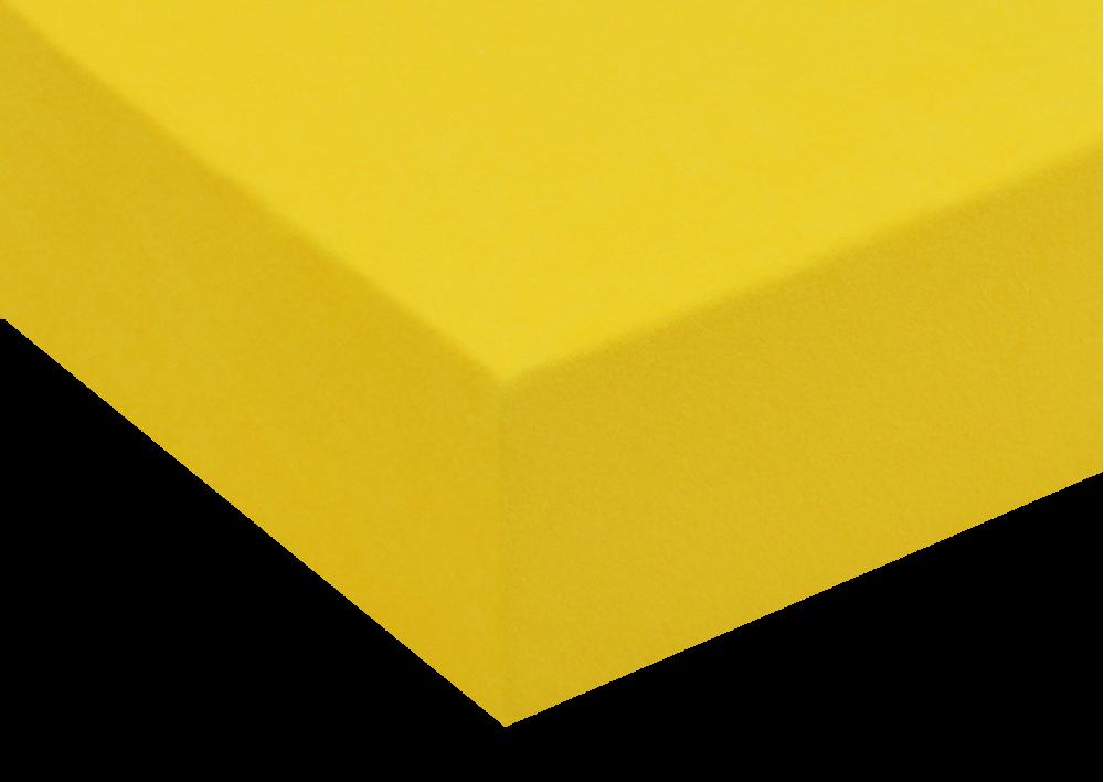 Froté prostěradlo Slunečnice  60x120 PARTIE