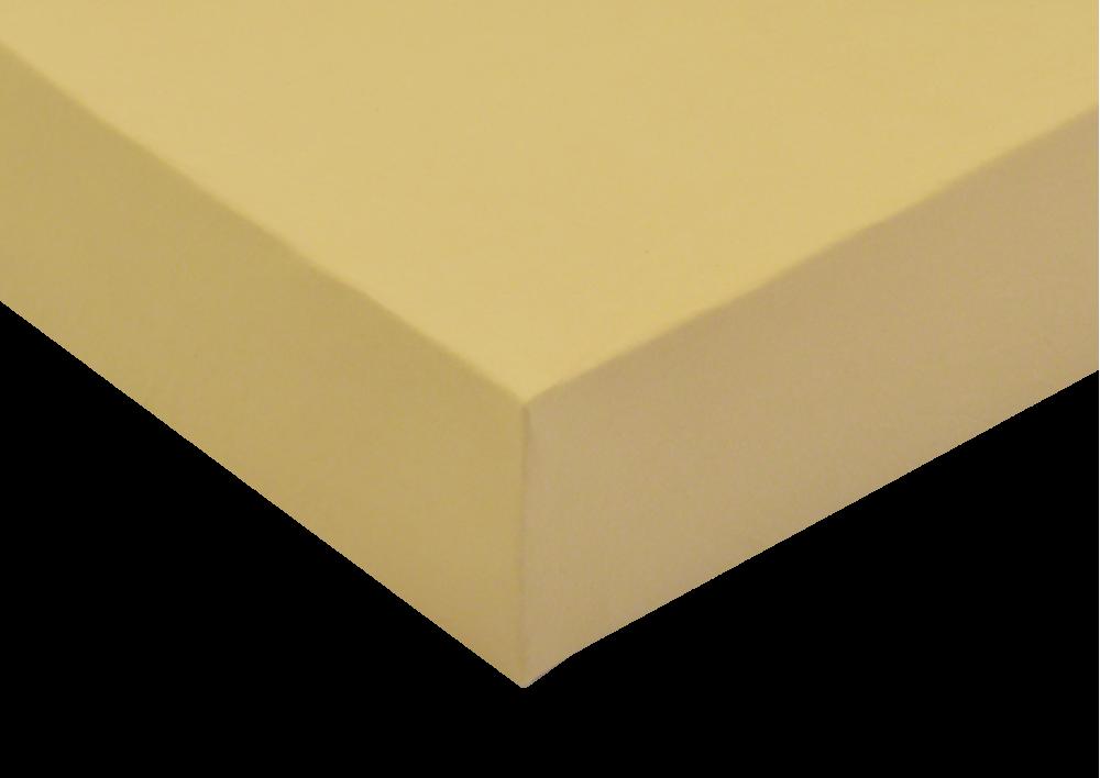 Jersey prostěradlo Oříšek 185g/m2 220x220x20