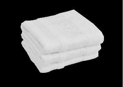 Bambusový ručník CATANIA Bílý