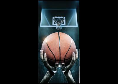 Froté osuška - Basketbal 70x140cm