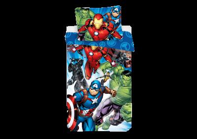 Bavlněné povlečení Avengers Brands 02