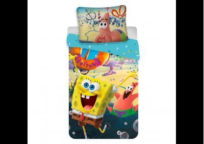 Bavlněné povlečení Sponge Bob Movie