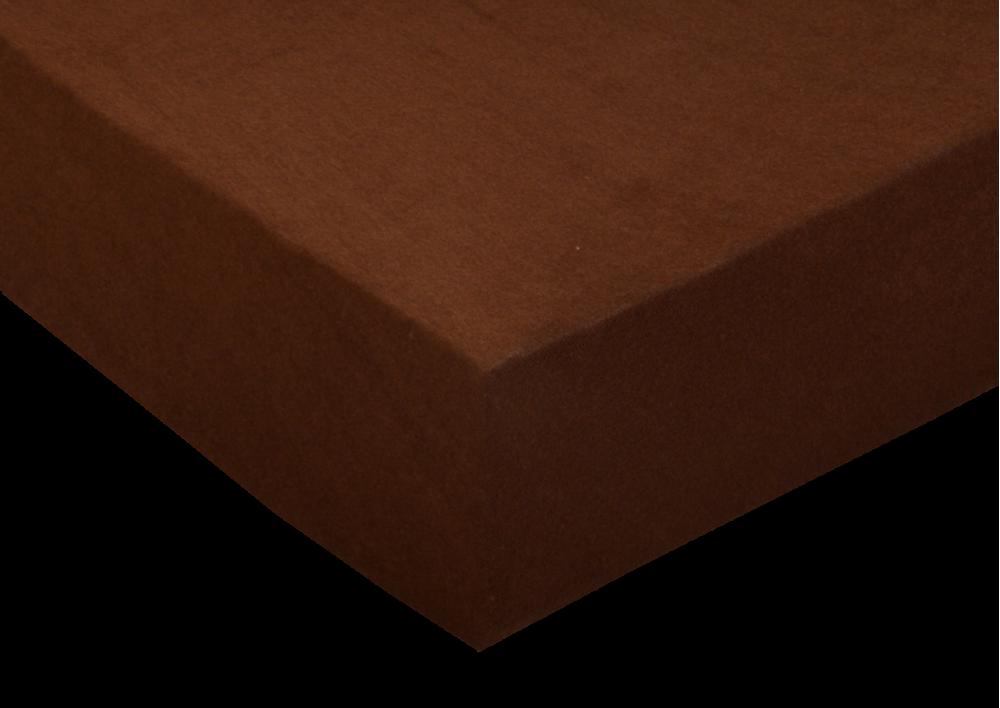 Froté prostěradlo Čokoláda 60x120 - II. Jakost