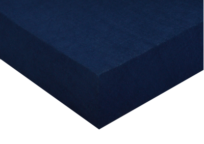 Froté prostěradlo Tmavě modré 60x120 II.Jakost