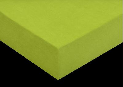 Froté prostěradlo Zelené 60x120 II.Jakost