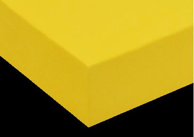 Jersey prostěradlo Slunečnice 90x200 - II. Jakost