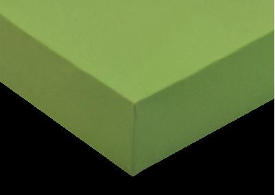 Jersey prostěradlo Zelená 160x200 - Partie