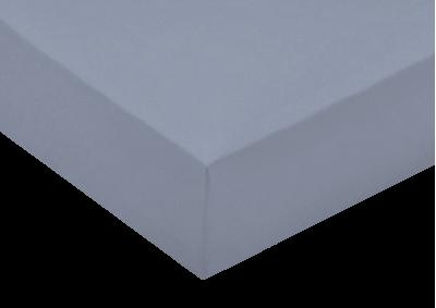 Jersey prostěradlo Světle šedá 200x200 - II.Jakost