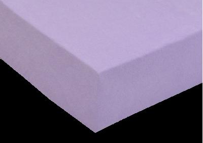 Froté prostěradlo Lila 90x200 - II. jakost