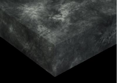 Luxusní froté prostěradlo batika Černá 160x200 - partie