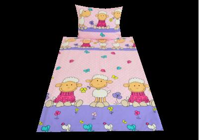 Ovečka růžová (dětská bavlna)