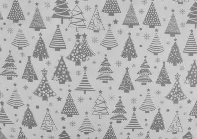 Vánoční motiv 8 bavlna metráž