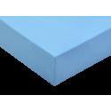 Jersey prostěradlo Světle modré 90x200 - II. Jakost