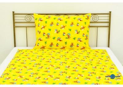 Včelka žlutá KREP 140x200